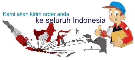 kirim keseluruh indonesia